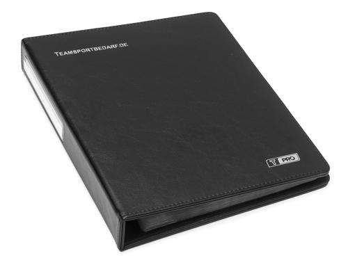 T-PRO Spielerpassmappe (Leder) - DIN A5