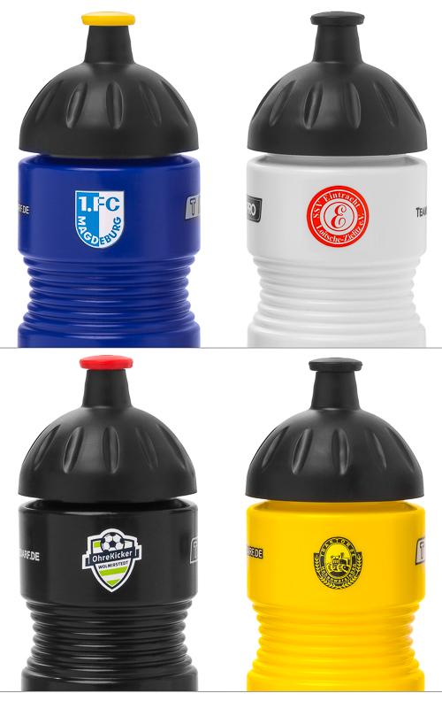 Vereinslogo Sticker (klein) für Trinkflaschen - Outdoor-Qualität
