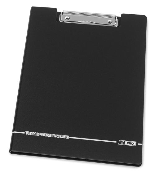 T-PRO Klemmmappe DIN A4 - Farbe: Schwarz