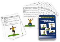 "Trainingskarten - ""Gymnastikband"" (30 Workouts)"