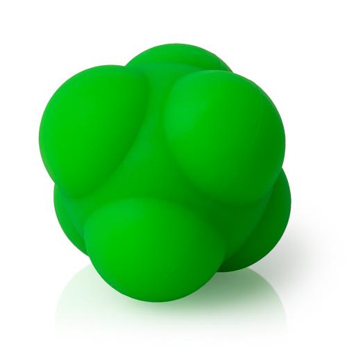 T-PRO Reaktionsball midi (10 cm) - Farbe: Grün