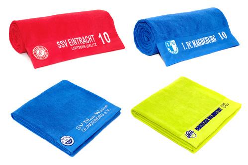 Wunschbestickung - für T-PRO Handtuch
