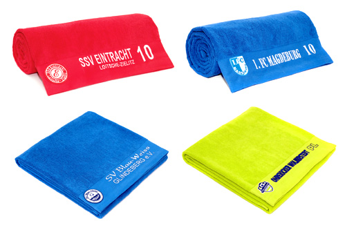 Desired Embroidery - for T-PRO towel