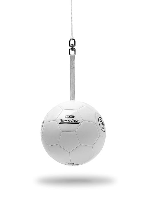T-PRO Pendelball inkl. Leine (Größe 5) - Fussball