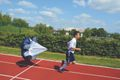 Sprint parachute - for the Sprint Training 001