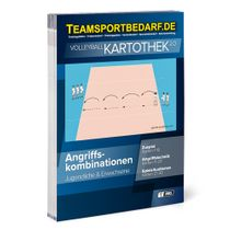 "T-PRO Kartothek 2.0 Volleyball - ""Angriffskombinationen"""