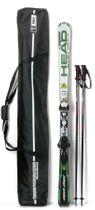 T-PRO Skitasche 175 cm - für 1 Paar Ski