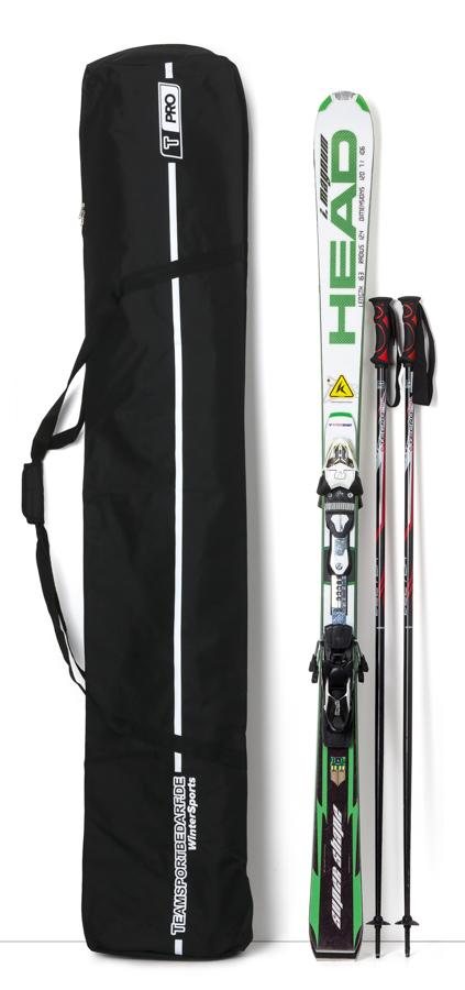 T-PRO Skitasche 190 cm - für 1 Paar Ski