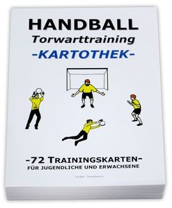 HANDBALL Trainingskartothek - TORWARTTRAINING 1