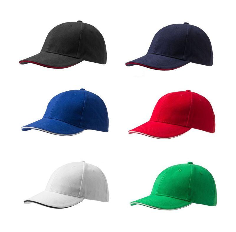 5-Panel Caps (6 Farben) - hochwertig