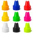 Mini Pylons 10 cm (9 colours) - Set of 10