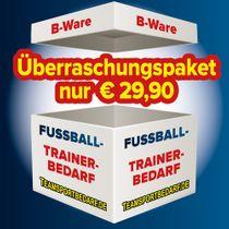 Fussball Überraschungspaket (B-Ware) - Trainerbedarf