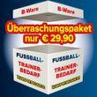 Fussball Überraschungspaket (B-Ware) - Trainerbedarf 001
