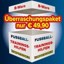 Fussball Überraschungspaket (B-Ware) - Trainingshilfen