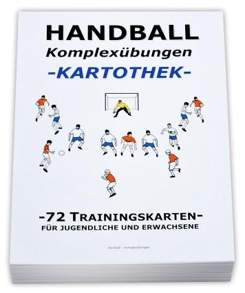 HANDBALL Trainingskartothek - KOMPLEXÜBUNGEN