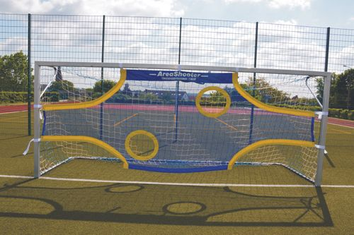T-PRO AreaShooter Senior - for football goals 7.32 x 2.44 m