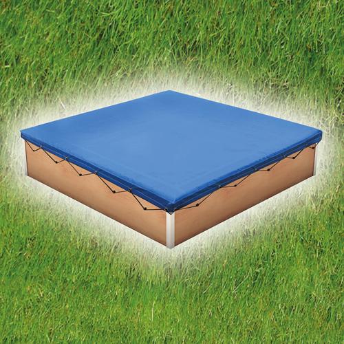 t pro abdeckplane plane schutzh lle f r sandkasten. Black Bedroom Furniture Sets. Home Design Ideas