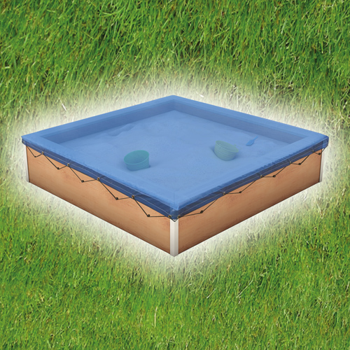 T-PRO covering sheets for sand boxes (air and water-resistant) - 4 sizes
