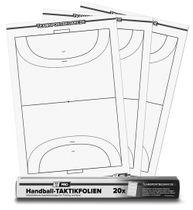 T-PRO Foglio per illustrare la tattica 550 x 830 mm (autoadesivo) – per la pallamano