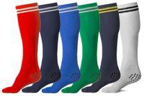 T-PRO kousen zonder voet (paar) antislip - voetbal