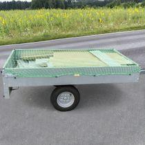 Anhängernetz (Sicherungsnetz) - Maße: 3 x 4 m
