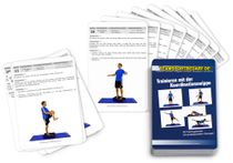"Trainingskarten - ""Koordinationswippe"" (30 Workouts)"