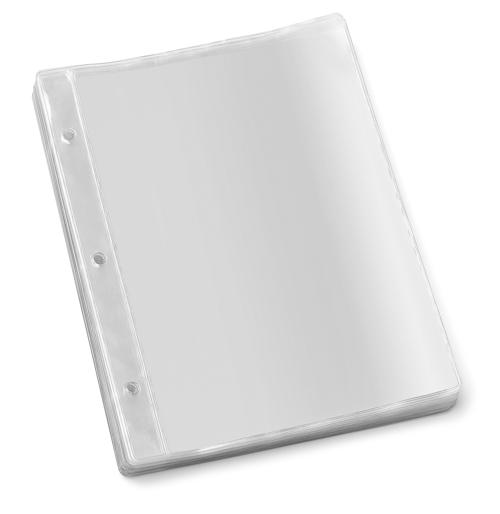 50er Pack Ersatz-Klarsichthüllen - DIN A5