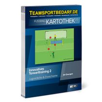 "T-PRO Kartothek 2.0 Fussball - ""Innovatives Torwarttraining 2"""