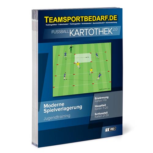 """T-PRO Kartothek 2.0 Fussball - """"Moderne Spielverlagerung"""""""