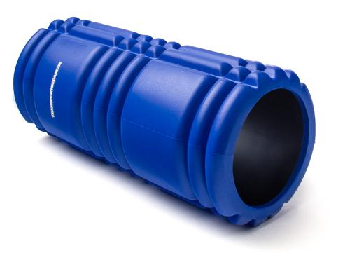 Cilindro elastico (cilindro per eseguire massaggi): 33 x 14 cm.