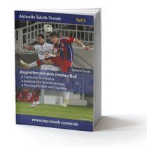Fussball Trainingsheft - Angreifen mit dem zweiten Ball
