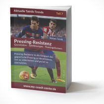 Fussball Trainingsheft - PRESSING-RESISTENZ