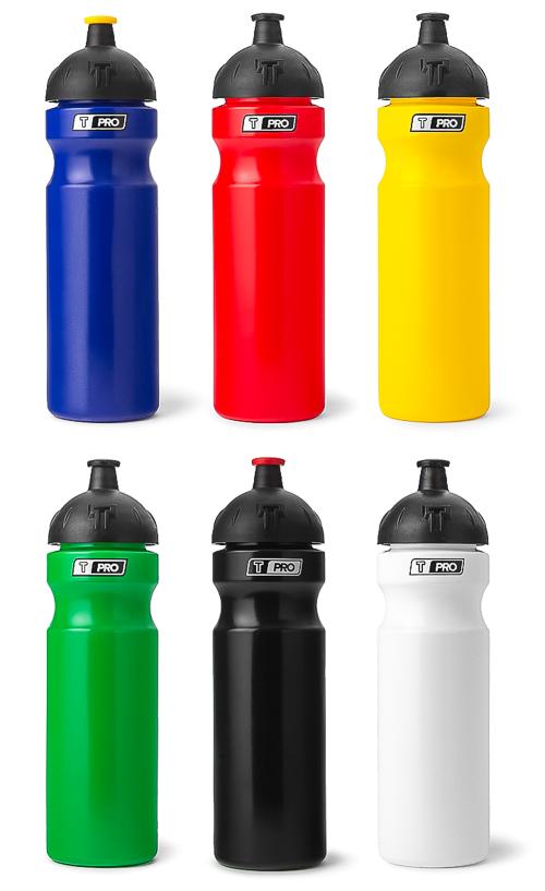 T-PRO Trinkflasche 4.0 - 750 ml (6 Farben)