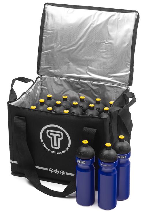 Kühltasche für Trinkflaschen - Maße: 43 x 33 x 33 cm