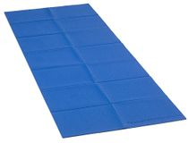 Gymnastic mat (173x61x0,3 cm) outdoor – foldable