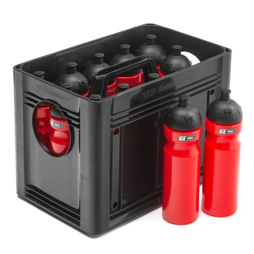 T-PRO bottlecarrier (box voor drinkbussen) – stapelbaar