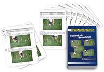 """Trainingskarten - """"Trainieren mit Hürdenleitern"""" (30 Workouts)"""