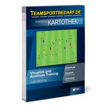 "T-PRO Kartothek 2.0 Fussball - ""Visuelles und Auditives Training"""