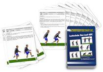 "Trainingskarten - ""Laufschule: Das Lauf-ABC"" (30 Workouts)"