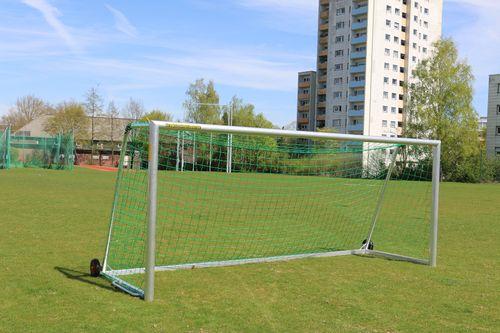 """Jugendfussballtor 5 x 2 m vollverschweißt - """"All Inklusive"""""""
