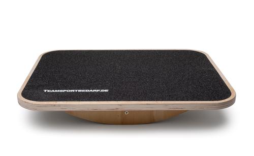 Balance Board (Wackelbrett) aus Holz - 48x37 cm