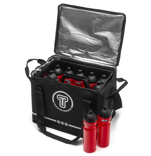 Kühltasche für T-PRO BottleCarrier  - Maße: 43 x 33 x 33 cm