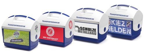 Wunschaufdruck - für Eisbox (Kühlbox)