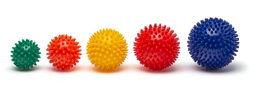 Igelball (Massageball) - 5 Größen