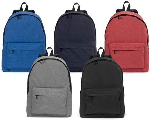 T-PRO BackPack Rucksack (2 Größen) - 5 Farben
