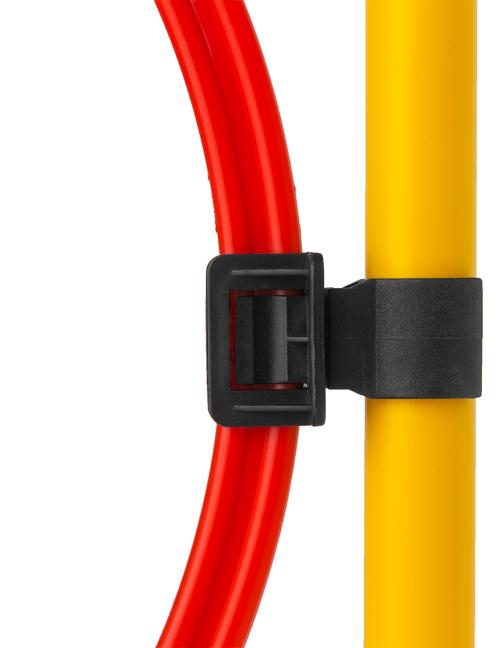 Halteclip 25/Ring - für Hürdenstangen und Koordinationsringe