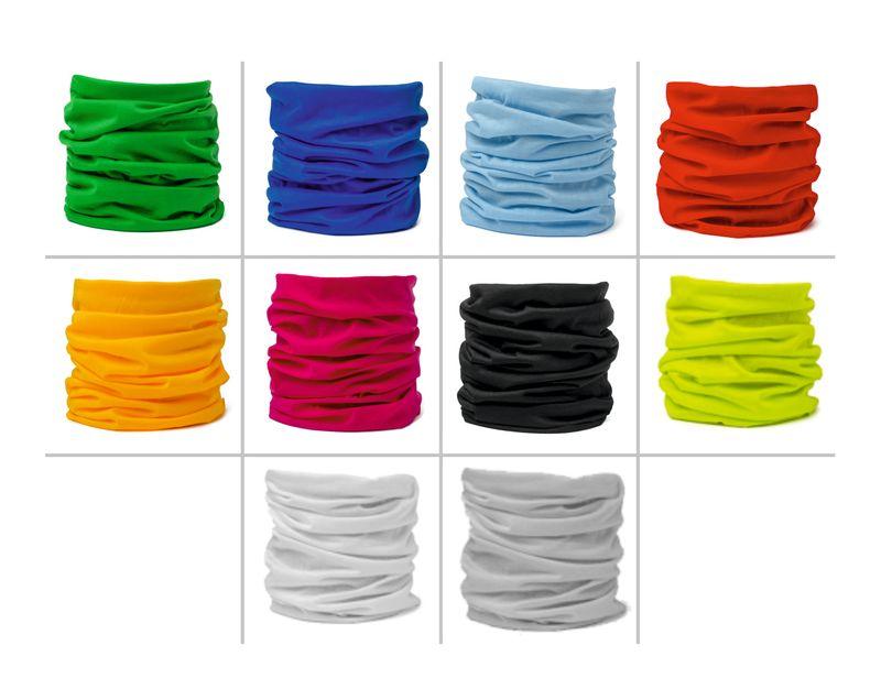 Schlauchtuch (X-Tube) - 10 Farben