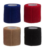 Bandage (selbsthaftend) 5 cm x 4 m - 4 Farben