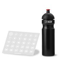 Klebeziffern für Trinkflaschen - Set (1-30) oben