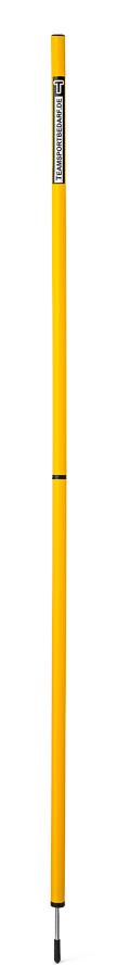 Slalomstange 170 cm (Ø 32 mm) 2-teilig - einzeln